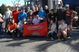 Compañeros de PlatoChico en Super Bike Maraton Tenerife