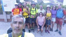 Senderismo y playa en Antequera