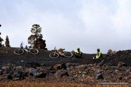 Fotografia de pedalenado por Canarias