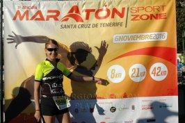 Fotografías Tercer Marathon Santa Cruz de Tenerife 2016