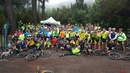 Vídeo de la primera jornada cicloturismo BTT de LOS  III juegos Máster Cabildo de Tenerife