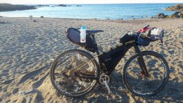 Bikepacking islas Canarias