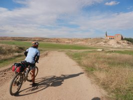 Camino Santiago, Vía La Plata etapa 7, Salamanca, Granja de Morejuela, 119 KM