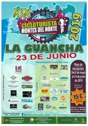 Cicloturista La Guancha Montes del Norte 2019
