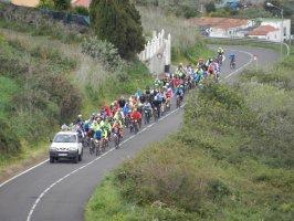 Marcha cicloturista Monte del Agua, Buenavista del Norte