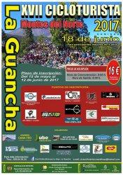 Cicloturista Montes del norte La Guancha