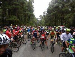 Fotofrafías XVII cicloturista Montes del Norte La Guancha