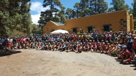 Fotografías  de la XIX Cicloturista Montes del Norte La Guancha 2019