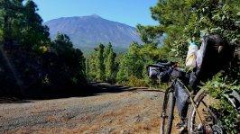 Vistas del Teide desde La Guancha