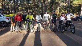 Salida en bicicleta de montaña por Tenerife con Fitness Point Güímar