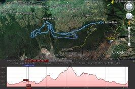 Primer marathon mtb Tenerife Bicistar