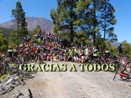 Fotografías Decimoctava Cicloturista Montes del Norte La Guancha 2018