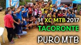 I XC MTB Tacoronte del Eslabón y 377 Bikes