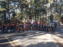 Salida en bicicleta de montaña por Tenerife