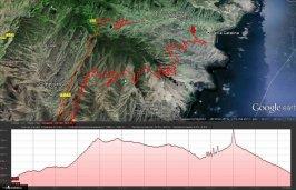 Ruta por la Gomera en bici de montaña