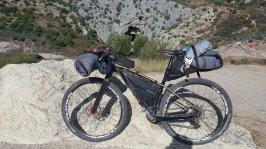 Bikepacking ... Qué es y qué necesito