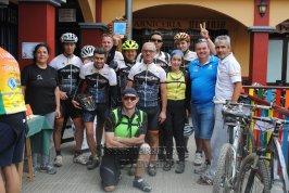 Marcha cicloturista Tenerife